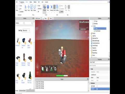 Basic Scripting ROBLOX Help On  Touched/Damaging Block