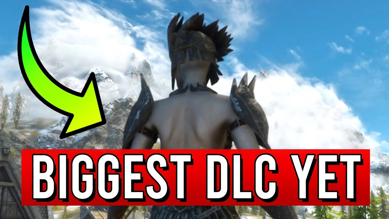 Skyrim The BIGGEST DLC Yet - Saints and Seducers Review (Creation Club Mods) thumbnail