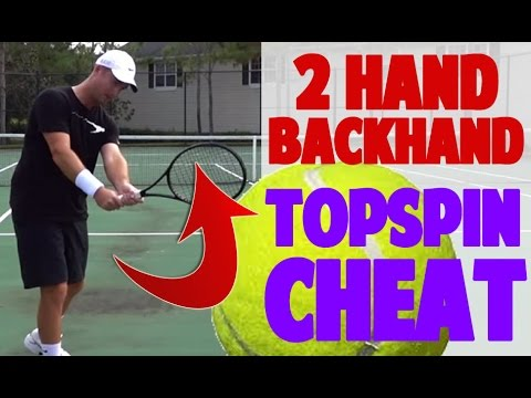 Tennis Backhand - How to Improve your Two Hand Backhand