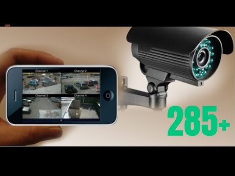 use your android camera as a CCTV & webcam easily 2017 method
