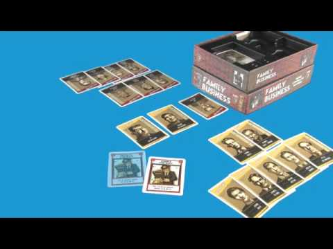 Mayfair Games Family Business 2nd Edition