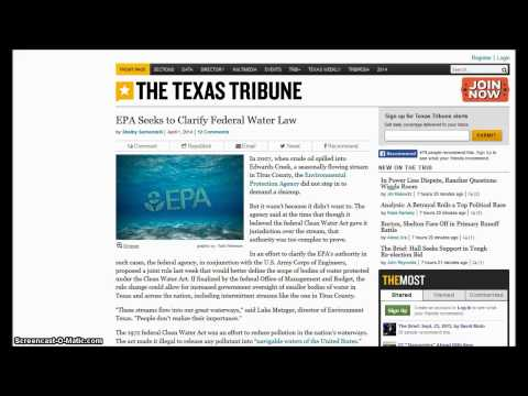 EPA Wants All USA Water Rights - 35