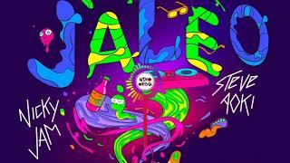 Jaleo Remix - Nicky Jam & Steve Aoki (Aisho Ortega)