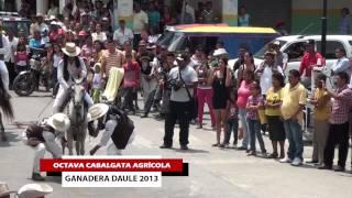 OCTAVA CABALGATA AGRÍCOLA Y GANADERA EN CANTÓN DAULE 2013