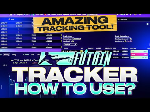 THE FUTBIN PORTFOLIO TRACKER IS HERE! HOW TO USE IT?! FIFA 21 Ultimate Team