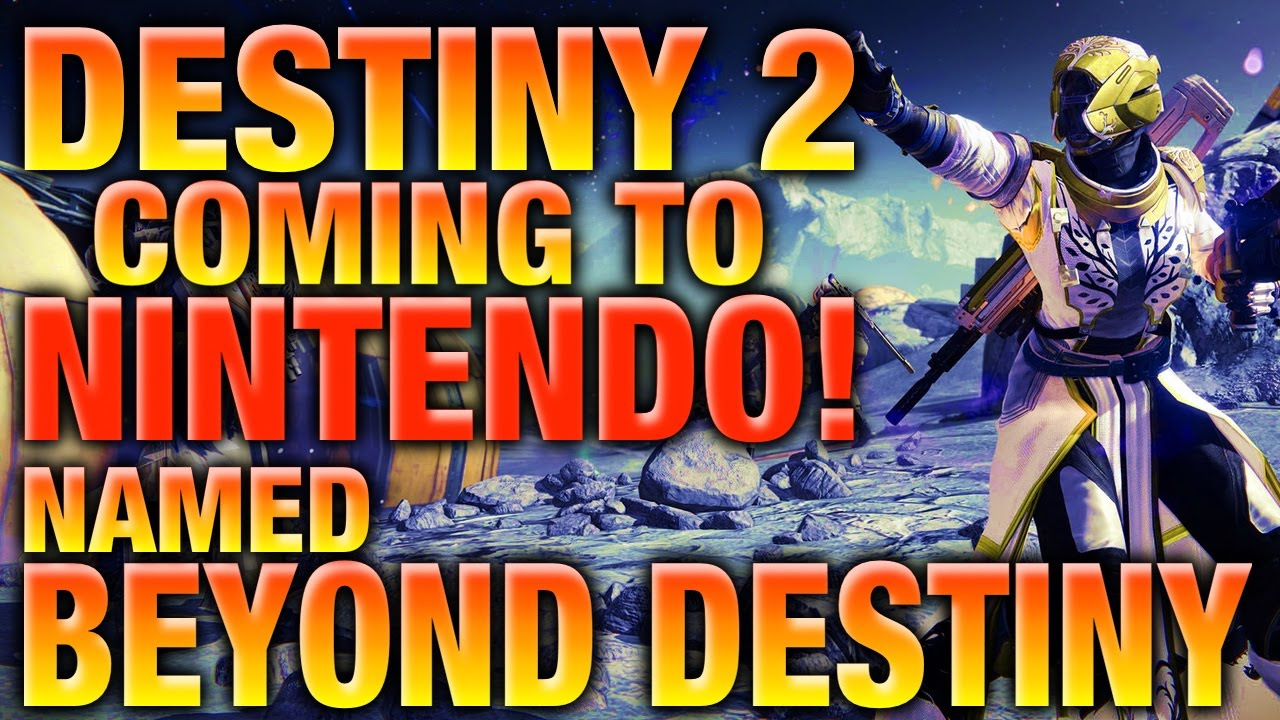 Destiny 2 On The Nintendo Switch? Don't Hold Your Breath