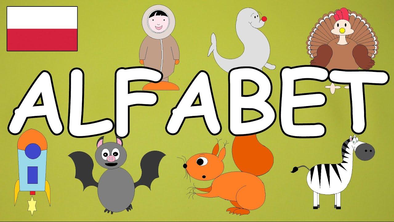 Alfabet po polsku z obrazkami dla dzieci alphabet for Farcical po polsku