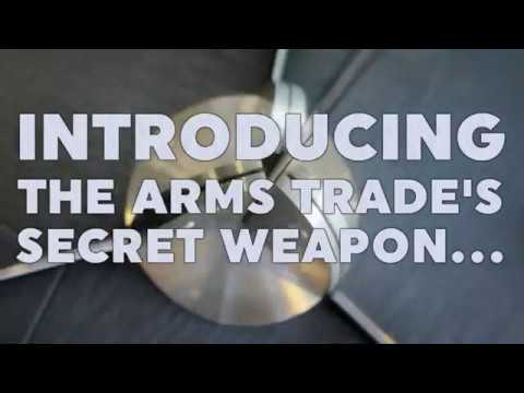 Introducing The Arms Trade's Secret Weapon...The Revolving Door
