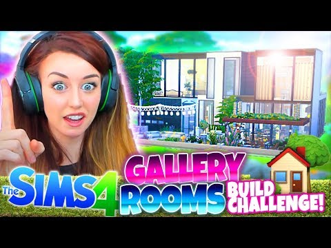 🏡gallery-rooms-only!!🏡---the-sims-4-build-challenge