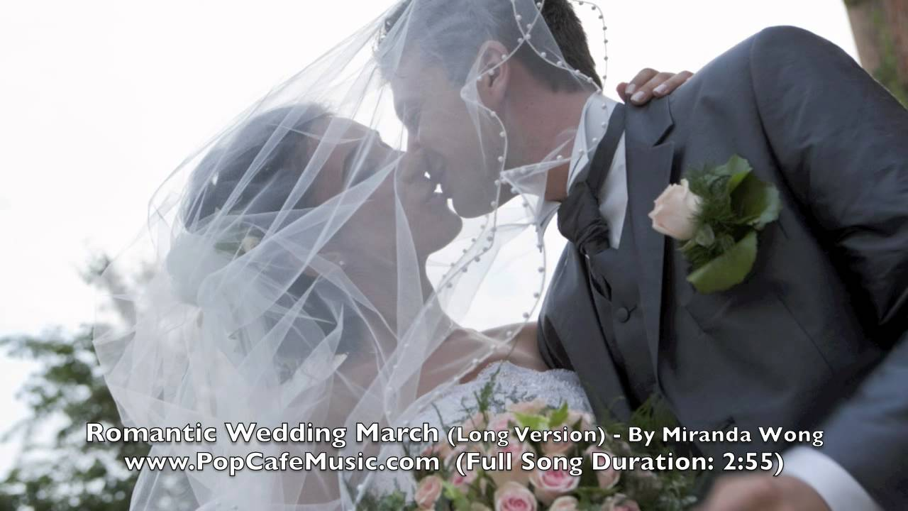 Romantic Wedding March Long Version
