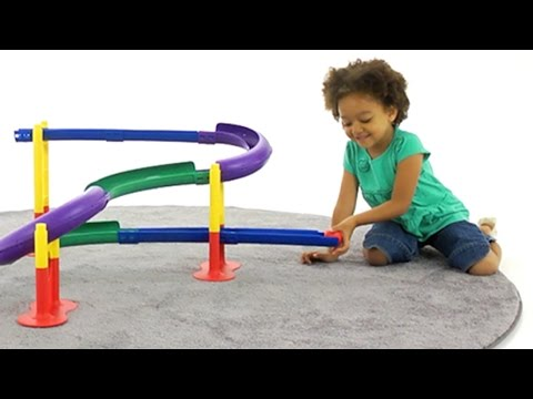 Build & Design With Giant Roller Ramps | Lakeshore® Learning