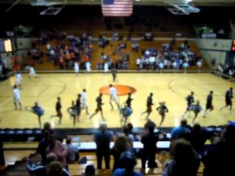 Elkhart Central Cheerleading- Pre Game Fight Song