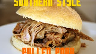 Southern Style Pulled Pork Recipe w/ Ole Mans Spice Rub | Pigskin Barbeque