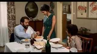 Sie nannten ihn Plattfuß | Spaghetti | Bud Spencer
