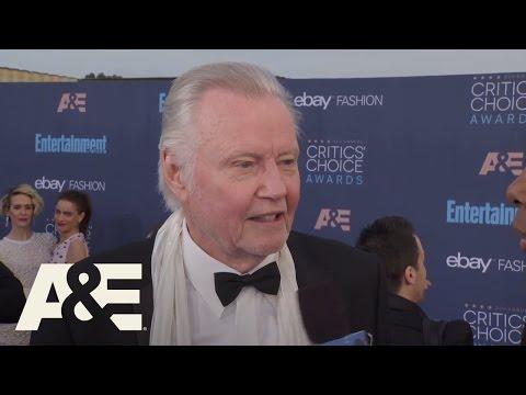 Jon Voight on the Red Carpet   22nd Annual Critics