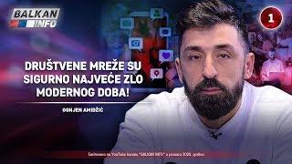 INTERVJU: Ognjen Amidžić - Društvene mreže su sigurno najveće zlo modernog doba! (24.1.2020)