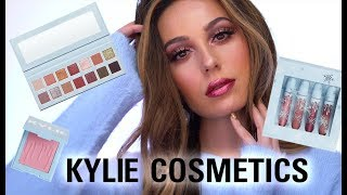 KYLIE COSMETICS HOLIDAY 2018 COLLECTION | MAKEUP TUTORIAL | Victoria Lyn