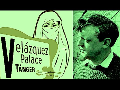 Tangiers: In Search of Burgess — Hotel Velázquez Palace