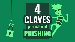 4 claves para evitar el phishing - Globalcaja