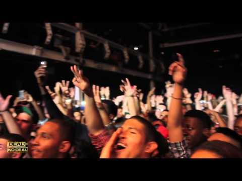 "Kendrick Lamar performs ""Cartoons and Cereal"" Live at Terminal 5"