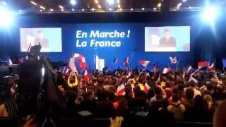 Фийон призвал сторонников голосовать за Макрона. Реакция штаба Макрона