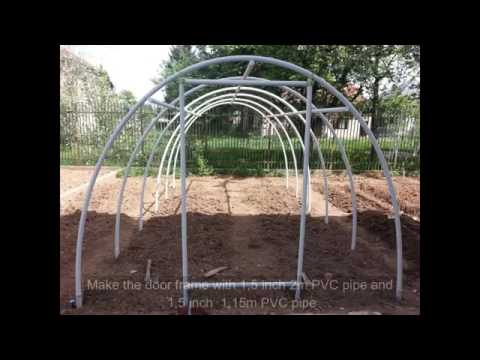 How To Build A Greenhouse Diy Step By Step