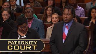 Man Leading Double Life Denies Paternity (Full Episode) | Paternity Court