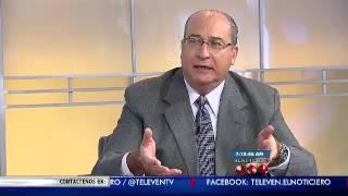 La Entrevista El Noticiero Televen - Primera Emisión - Viernes 21-10-2016