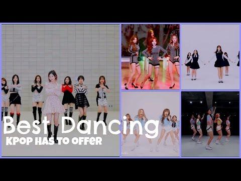 Best Dancing KPop Has To Offer   Girl Groups