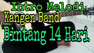 Tutorial Melodi Kangen Band Bintang 14 hari