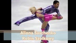 Top 10 Pairs Figure Skaters,  Ludmila Belousova /Oleg Protopopov, Irina Rodnina / Akexander Zaitsev