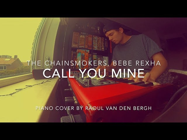 The Chainsmokers, Bebe Rexha - Call You Mine (Piano Cover + Sheets)