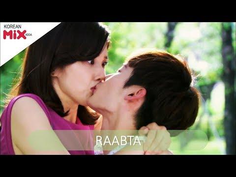 Raabta Title Song (Full Video) | korean hindi mix song