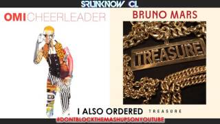 "OMI vs. Bruno Mars - ""Cheerleader"