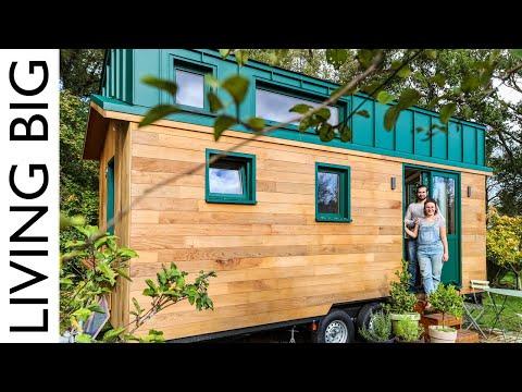 Dream Minimalist Tiny House In France