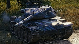 world of Tanks AMX 30 1er prototype - 5 Kills 9,3K Damage