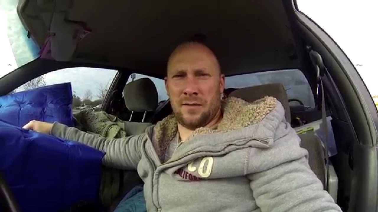 Sleeping In Car >> How To Sleep In Your Car Youtube