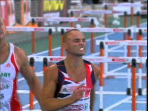 Andy Turner:110m.Hurdles-2010 European/Commonwealth Gold Double