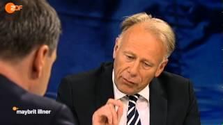 Markus Söder und Jürgen Trittin streiten sich bei Maybrit Illner