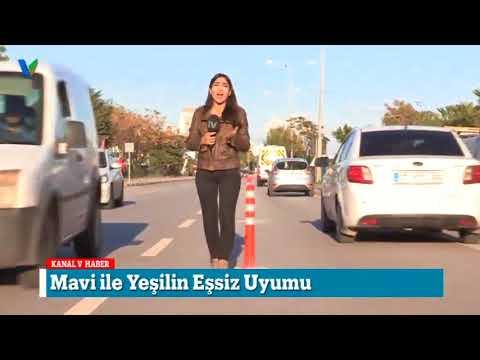 """""""Konyaaltı Sahil Yolu Projesi"""" Aralıksız Sürüyor"""