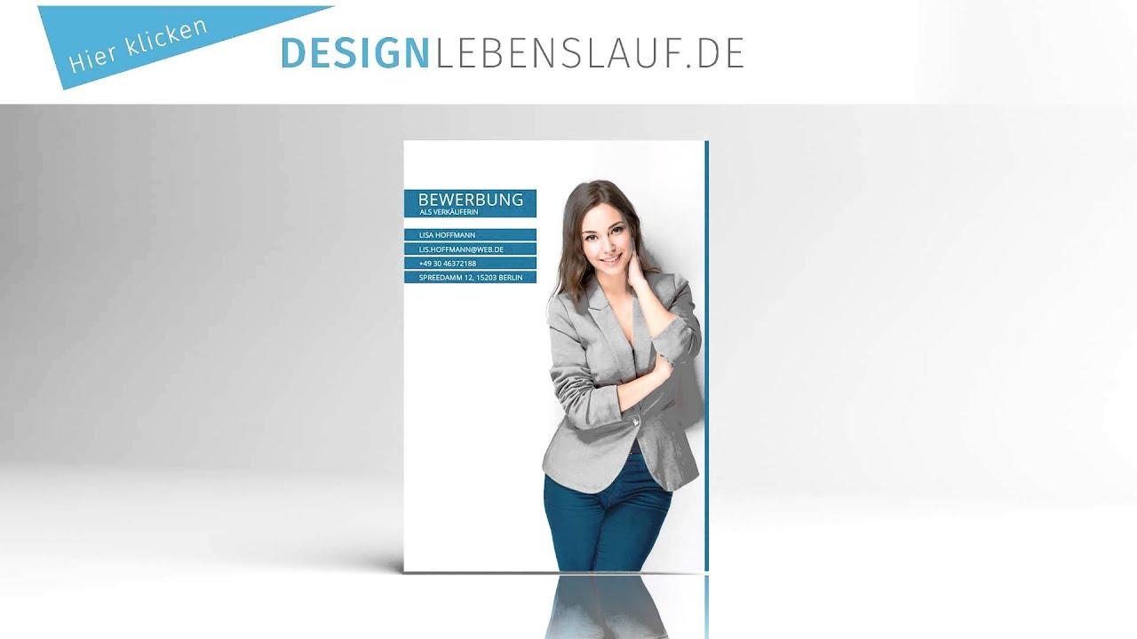 Bewerbung Format Layout Bewerbungsmappe Mit Deckblatt Anschreiben Lebenslauf Berufserfahrung