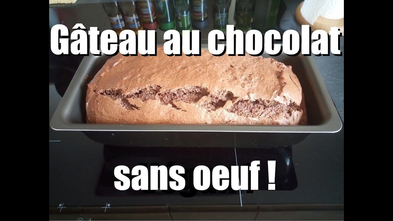 La Cuisine De Jerome Et Julie 4 Gateau Au Chocolat Sans Oeuf