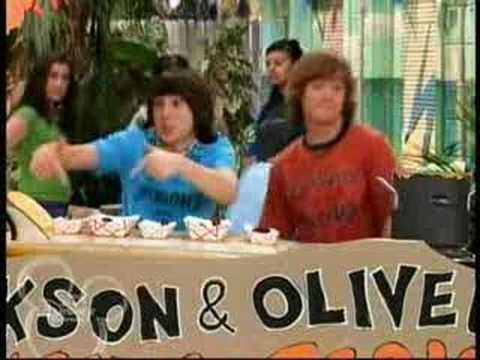 Hannah Montana - Oliver and Jackson rap