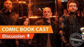 Is Agents Of SHIELD Still In The MCU Discussion & Theories