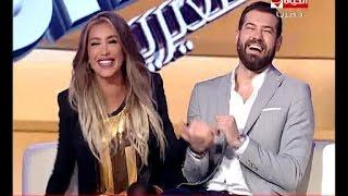 برنامج Back to school - دلع الجميلة مايا دياب مع عمرو يوسف وغيرة سعد الصغير