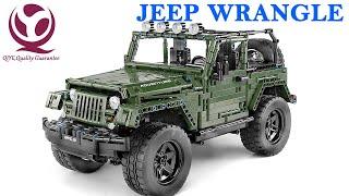 Mould King (2020) Jeep Wrangle…