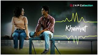 #khairiyat #sosbrajmohan #downlodenow khairiyat pucho ringtone || arijit singh sushant rajpoot song like and subscribe f...
