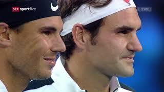 Federer vs Nadal ♦ Australian Open 2017 Full Match 50fps ♦ GOAT Decider