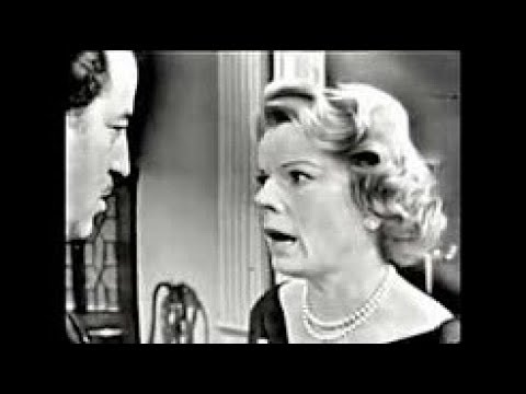 The Edge Of Night - October 16 1958 - Soap Operas Full Episodes