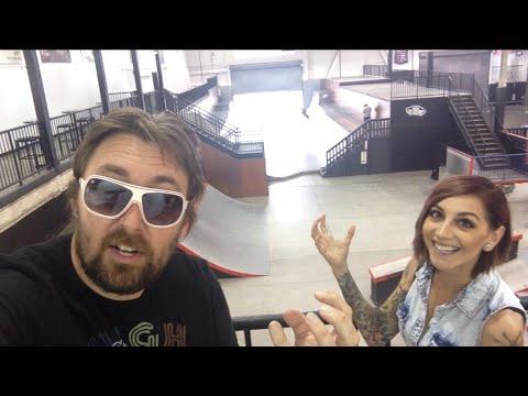 TDW 1091 - Vans Skatepark At The Block Of Orange